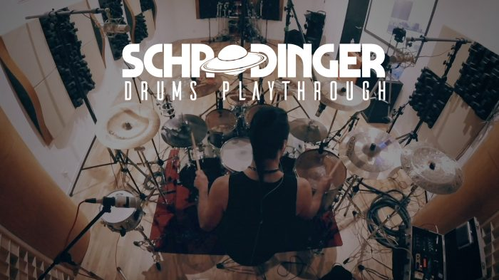 Schrodinger drums playthrough